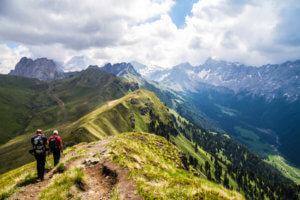 IN CIMA AL MONDO Dolomites