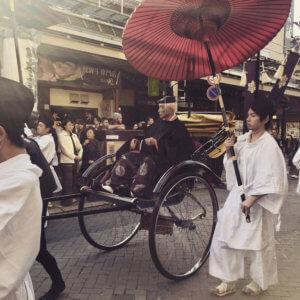 Takayama Spring Festival Japan